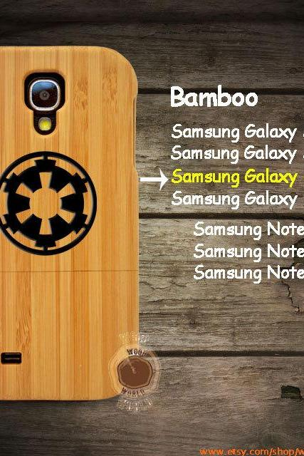 Empire insignia Samsung galaxy S6 S5 S4 S3 wood case, Genuine Engraved wooden Samsung Galaxy Note 4/3/2 phone case Bamboo walnut S4038